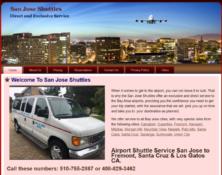 Sasn Jose Shuttles